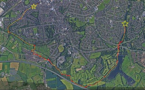 South Swindon Green Trail
